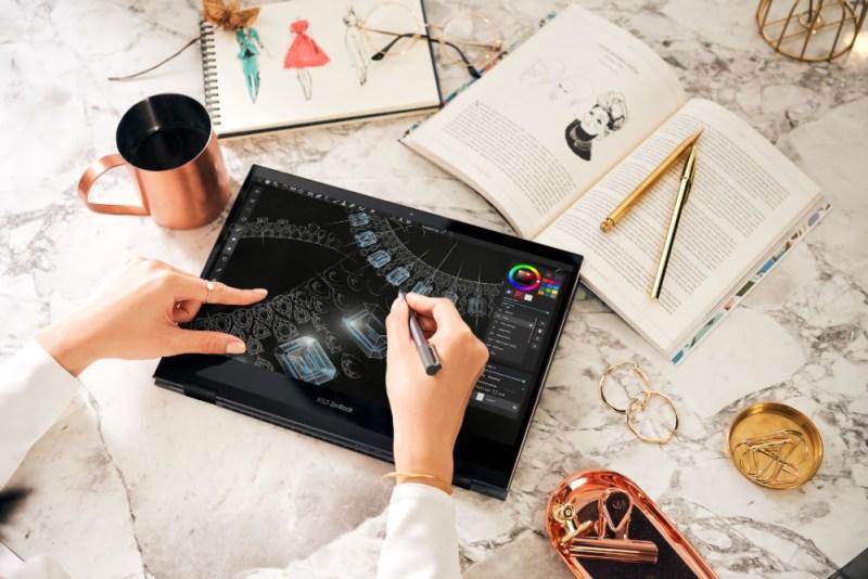 ZenBook Flip S OLED llega a México y es la laptop más elegante de ASUS - zenbook-flip-s-oled-800x534