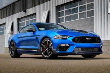 Ford anuncia el regreso del Mustang Mach 1 a México