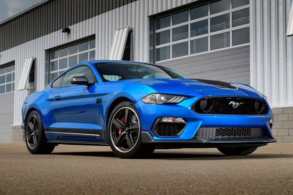 Ford anuncia el regreso del Mustang Mach 1 a México - auto-deportivo-mustang-mach-1-mexico