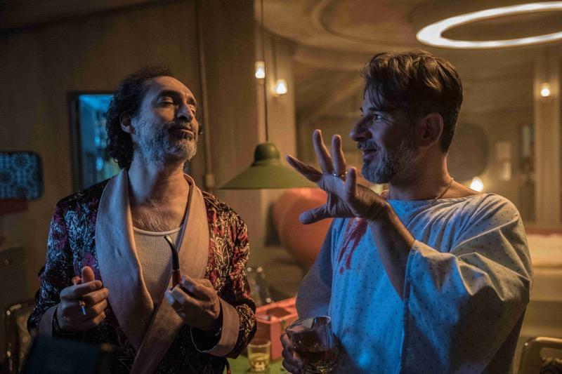 BÚNKER, nueva comedia de acción para HBO Max realizada en México - bunker-hbo-max