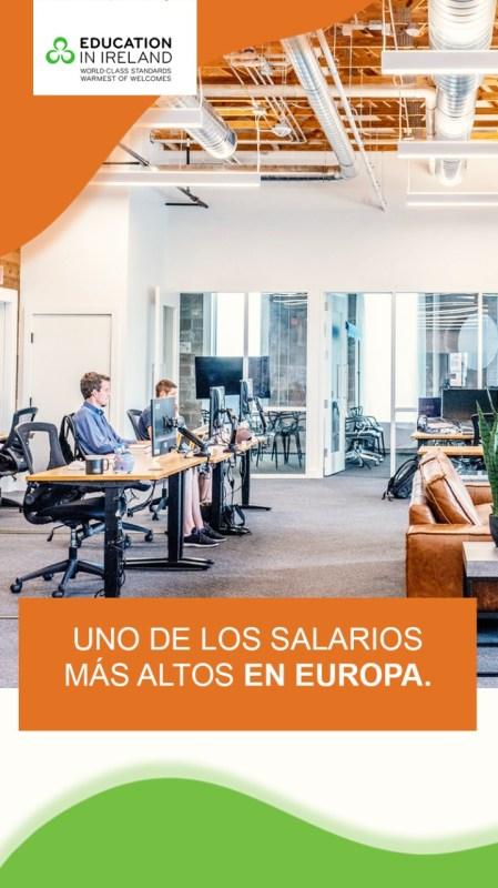 Irlanda, el Silicon Valley de Europa, organiza evento virtual para atraer talento mexicano - educacion-irlanda-1-449x800