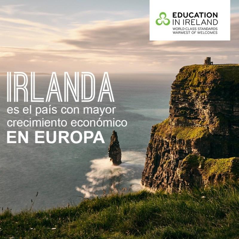 Irlanda, el Silicon Valley de Europa, organiza evento virtual para atraer talento mexicano - educacion-irlanda-800x800