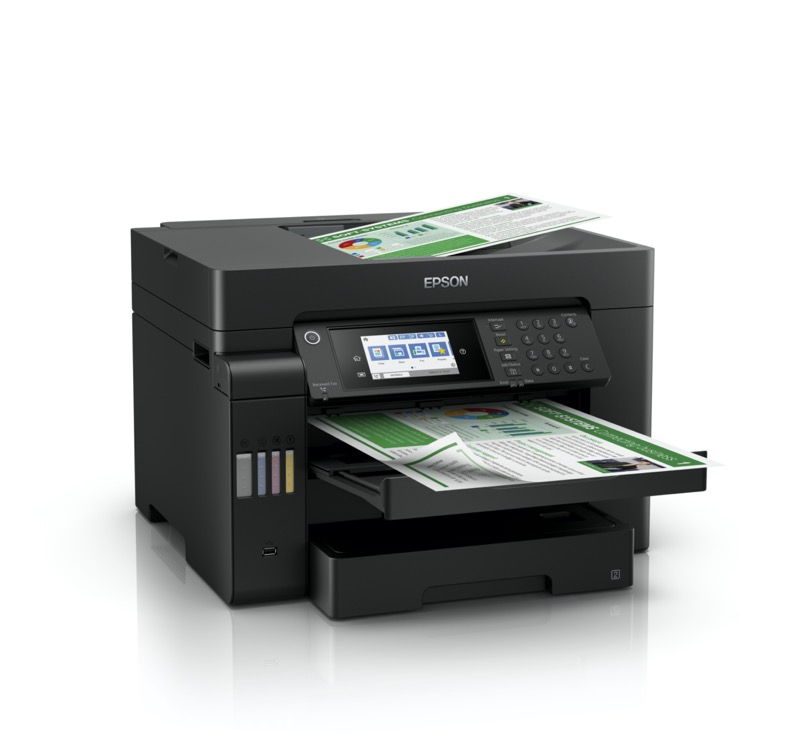 Epson México presenta multifuncional EcoTank L15150 para la impresión comercial - epson-mexico-multifuncional-ecotank-15150-tecnologia