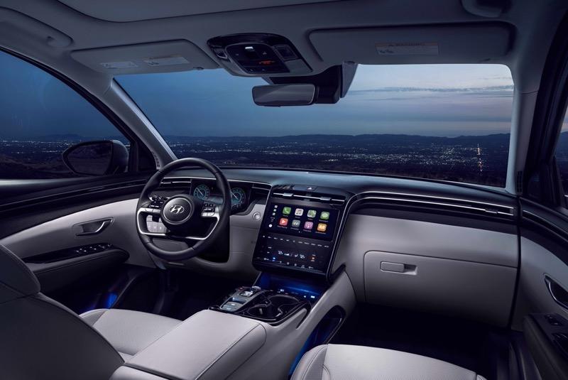 Hyundai Tucson 2022 llega a México totalmente renovada - hyundai-tucson-2022-23-mexico