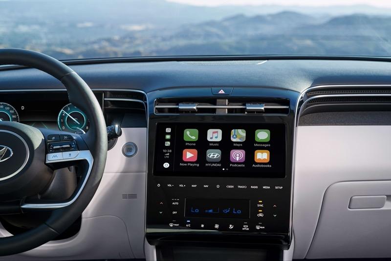 Hyundai Tucson 2022 llega a México totalmente renovada - hyundai-tucson-2022-webadictos