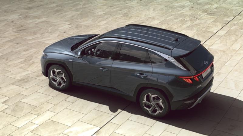 Hyundai Tucson 2022 llega a México totalmente renovada - hyundai-tucson-2022