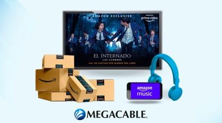 Megacable suma a Amazon Prime en sus paquetes