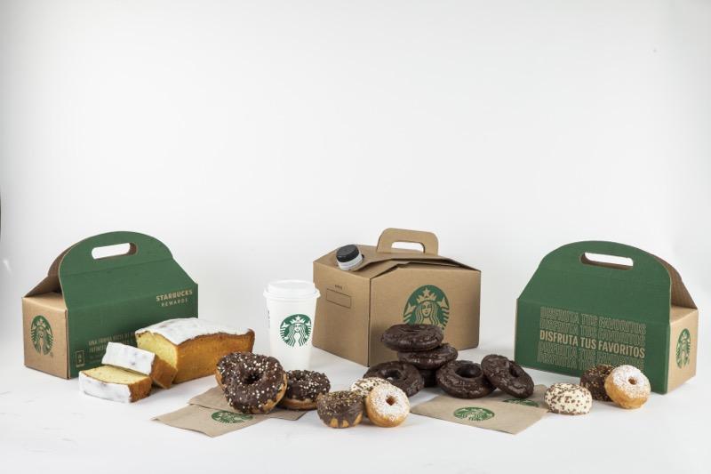 Starbucks: Ideas para armar un picnic en casa y salir de la rutina - paquetes-para-compartir-starbucks-1