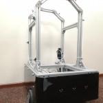 Robocov: robot para combatir el COVID-19 creado por el Tec de Monterrey