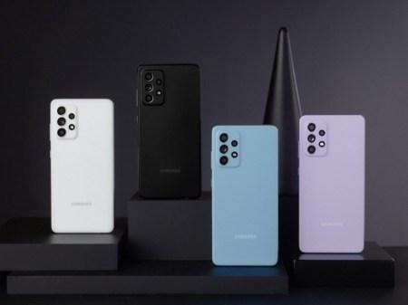 Nuevos smartphones de la Serie A de Samsung: Galaxy A72 y A52 ¡conoce sus características!
