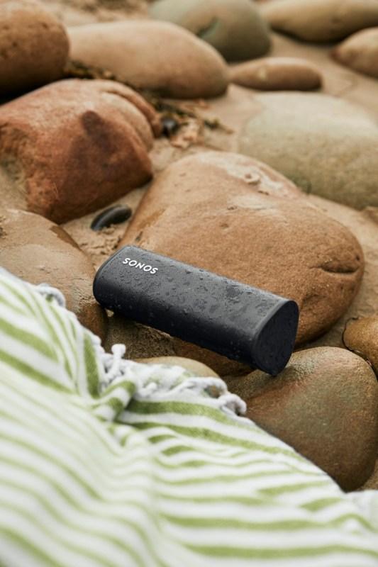 Sonos Roam, bocina inteligente ultra portátil ¡conoce sus características y precio en México! - sonos-roam-bocina-533x800