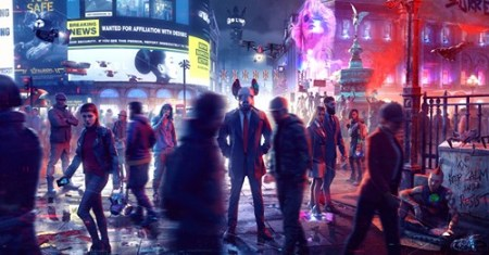 Ya disponible el modo online de Watch Dogs: Legion para consolas y Stadia