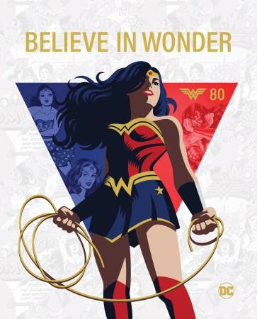 DC Comics celebra el 80 aniversario de Wonder Woman