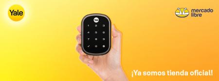 YALE anuncia la apertura de su tienda oficial en Mercado Libre