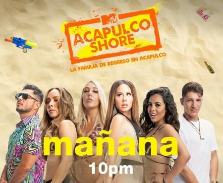 Dónde ver y todo lo que tienes que saber sobre la nueva temporada Acapulco Shore