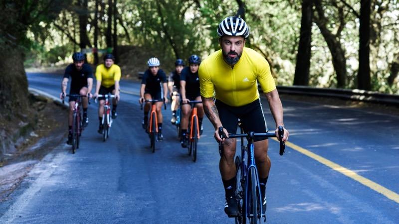Adidas presenta nueva colección de ciclismo en México - adidas-cycling