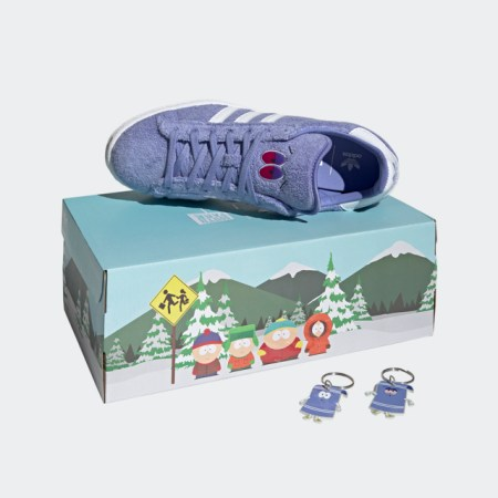 adidas Originals y South Park presentan Campus 420 «Toallín»