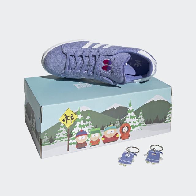"""adidas Originals y South Park presentan Campus 420 """"Toallín"""" - adidas-originals-south-park-campus-420-toallin"""