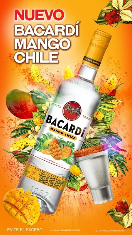 Bacardí celebra sus noventa años en México con el lanzamiento de Bacardí Mango Chile - bacardi-mangochile-estilo-de-vida