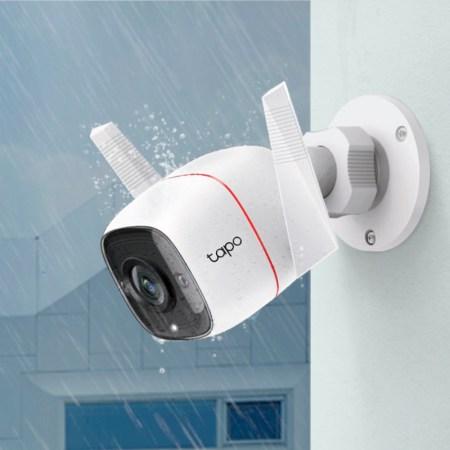 TP-Link y Kingston lanzan Tapo C310, cámara de seguridad Wi-Fi para exteriores