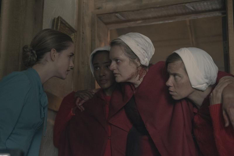 Estreno de la cuarta temporada The Handmaid's Tale por Paramount Plus - cuarta-temporada-the-handmaids-tale