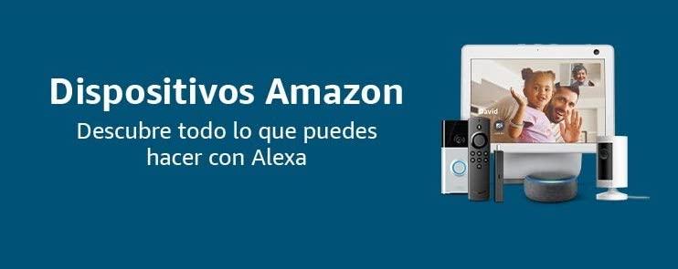 Trucos que puedes usar con Alexa y Fire TV Stick para aprovechar tus días en casa y disfrutar las vacaciones - dispositivos-amazon