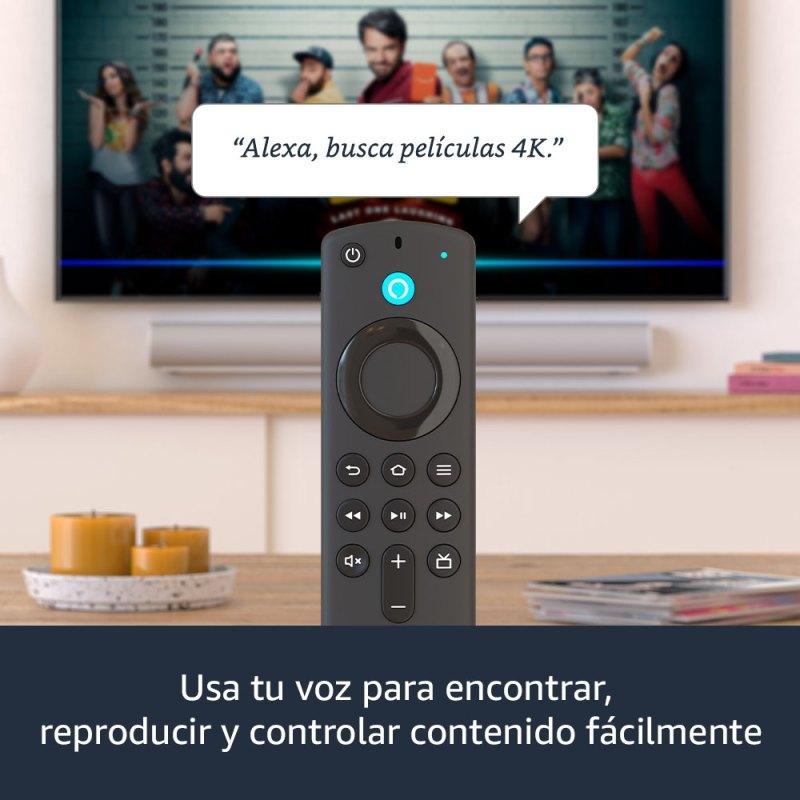 Recomendaciones de uso que quizás no conocías de Fire TV Stick - fire-tv-stick-4k-amazon-800x800