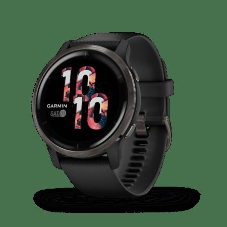 Garmin presenta relojes inteligentes: GPS Venu 2 y Venu 2S