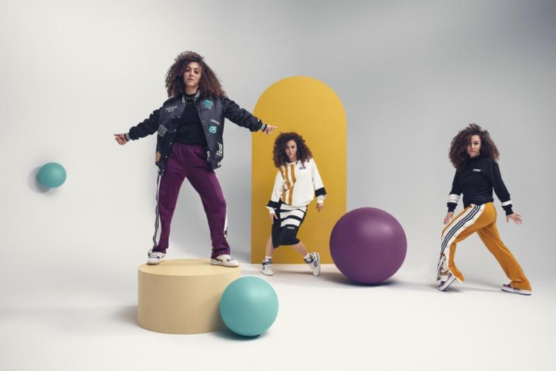 adidas Originals y Girls Are Awesome se unen para crear una colección multifacética de pies a cabeza - girls-are-awesome-adidas-apparel