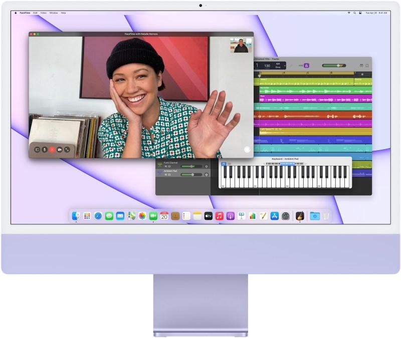 iMac 2021: ¿es solo una cara bonita? - imac-2021-9-800x675