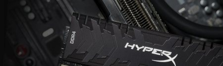 HyperX establece el récord mundial de overclocking DDR4 a 7156MHz
