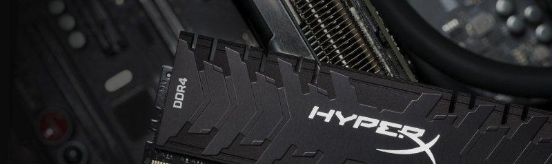 HyperX establece el récord mundial de overclocking DDR4 a 7156MHz - memory-predatorddr4-hyperx-800x238