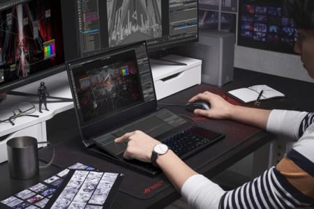 Nuevas laptops con gráficos NVIDIA GeForce RTX serie 30 de ASUS y ROG que llegan a México