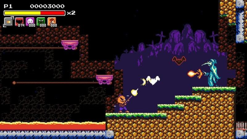 Xbox: nuevos juegos del 13 al 16 de abril - savage-halloween-800x450