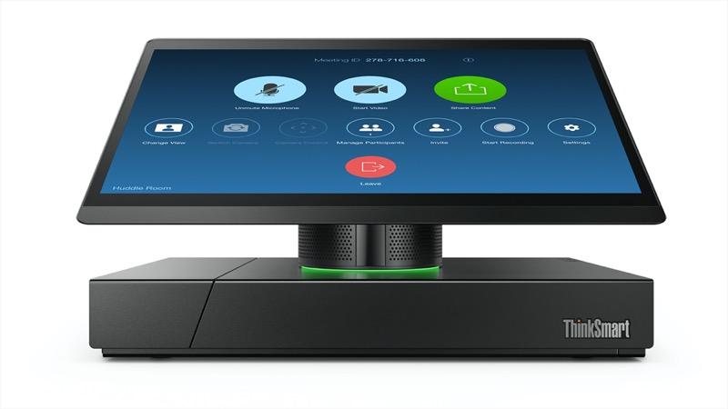Estas son las nuevas soluciones de Smart Collaboration de Lenovo - thinksmart-hub