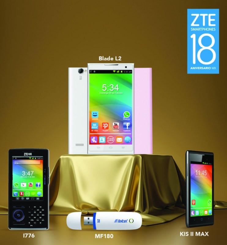 ZTE celebra 18 años de éxito en México - zte-18-aniversario-2021-742x800