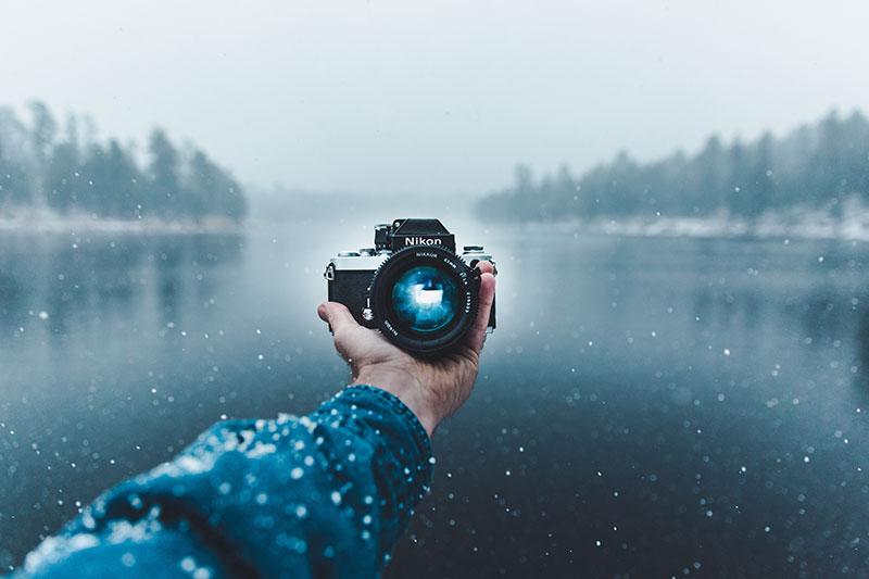 Cómo tomar buenas fotos: el grid de tu celular (regla de tercios) - 4