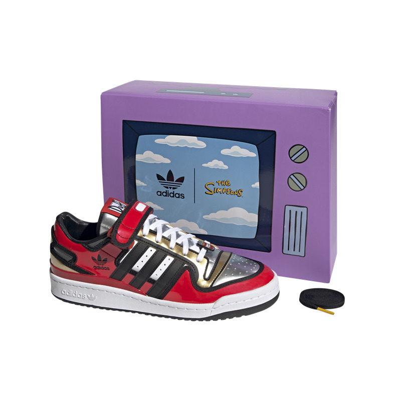 Colección adidas Originals x Los Simpson presentan el tercer drop: FORUM LO SIMPSONS DUFF BEER - adidas-forum-lo-simpsons-duff-beer-h05801-bty-ecom-800x800