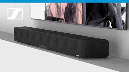 La galardonada AMBEO Soundbar de Sennheiser ahora es compatible con 360 Reality Audio de Sony