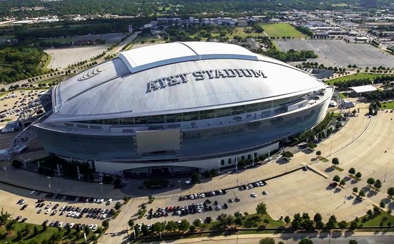 La Selección Nacional de México jugará en el AT&T Stadium - att-stadium