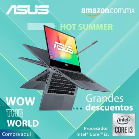 Estos son los descuentos de laptops ASUS y ROG en esta temporada
