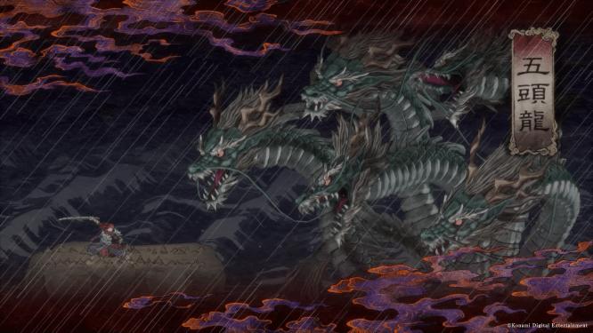 GetsuFumaDen: Undying Moon ya está disponible en Steam - getsufumaden-undying-moongetsufumaden-3