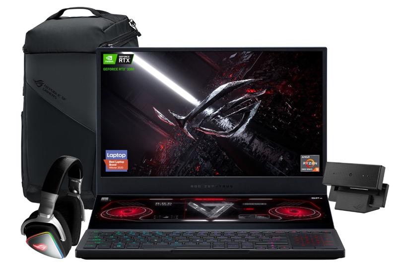 ASUS ROG confirma la llegada de la poderosa gamer Zephyrus Duo 15 SE a México - gx551qs-asus-rog-zephyrus-duo-15-se