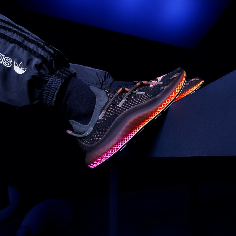 adidas Originals lanza el tercer colorway de la silueta 4D Fusio - h22894-ss21-4d-fusio-fz2414-detail-cattytay-2048x2048px-703996-800x800