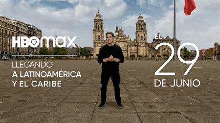 HBO Max, la plataforma de streaming de WarnerMedia, llega a México a partir del 29 junio
