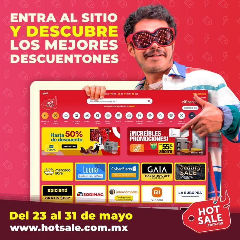 Guía para encontrar las mejores ofertas en este HOT SALE 2021 - hot-sale-mexico-800x800