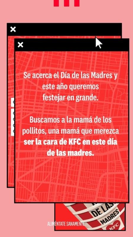 KFC está en la búsqueda de la mamá más icónica y audaz de México - kfc-dia-de-las-madres-10-450x800