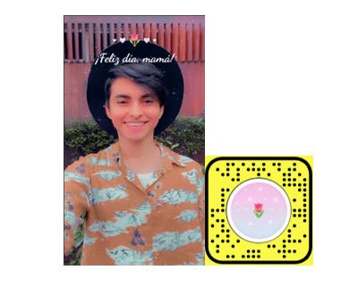 Snapchat celebra el Día de las Madres con unos lentes especiales - lentes-snapchat-dia-de-las-madres