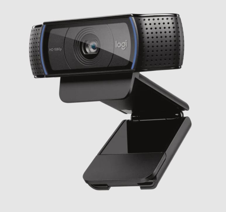 Gadgets para regalar a una mamá emprendedora - logitechhdproc90