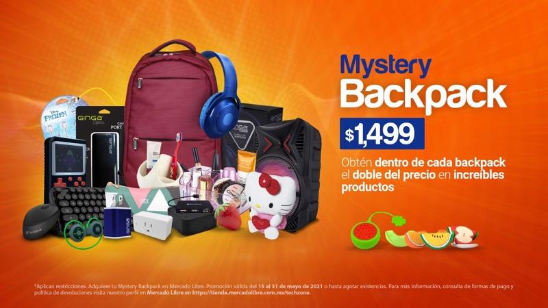 "Conoce todo sobre la ""Mystery Backpack"" que lanzan TechZone y Mercado Libre - mistery-backpacktechzone-mercado-libre"